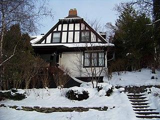 Welsh House (Syracuse, New York) United States historic place