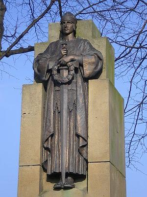 Joseph Hermon Cawthra - Image: Welsh Memorial 1