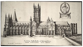 Thomas Tallis - Tallis served at Canterbury Cathedral in Kent