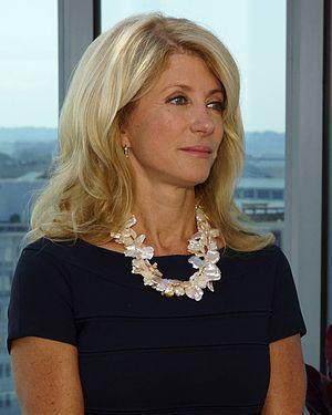 Texas gubernatorial election, 2014 - Image: Wendy Davis in 2013