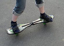 As In Skateboarding, Riding With The Left Foot Leading Is Called