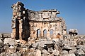 West Church, Me'ez (ماعز), Syria - View of sanctuary apse from west - PHBZ024 2016 5573 - Dumbarton Oaks.jpg