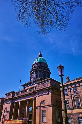 National Archives of Scotland - West Register House