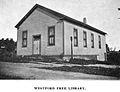 Westford Library ca1897 Vermont.jpg