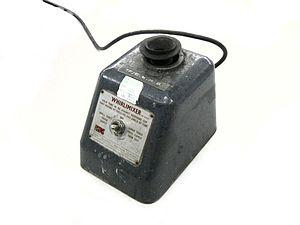 Vortex mixer - A Whirlimixer brand vortex mixer