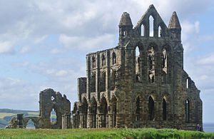 Whitby Abbey - Image: Whitby Abbey 060615