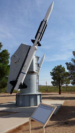 USS Desert Ship (LLS-1) - White Sands Missile Range Museum MK5 display