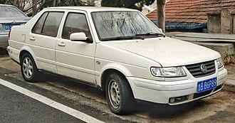 Volkswagen Jetta (China) - Volkswagen Jetta King minor facelift (China)