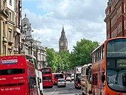Whitehall Street Traffic