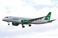 Widerøe, LN-WEA, Embraer E190-E2 @ HEL.jpg