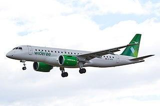 Embraer E-Jet E2 family Regional jet airliner family