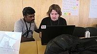 Wikimedia Hackathon 2017 IMG 4695 (34745754046).jpg