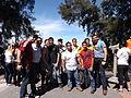 Wikimedia Venezuela en el Waraira Repano.JPG