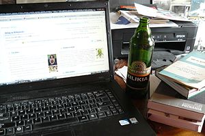 Beer in Armenia - Kilikia Beer from the Beer of Yerevan