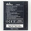 Wiko Rainbow 4G - Li-Polymer Battery L5503AE-4073.jpg