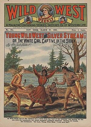Western literature cover