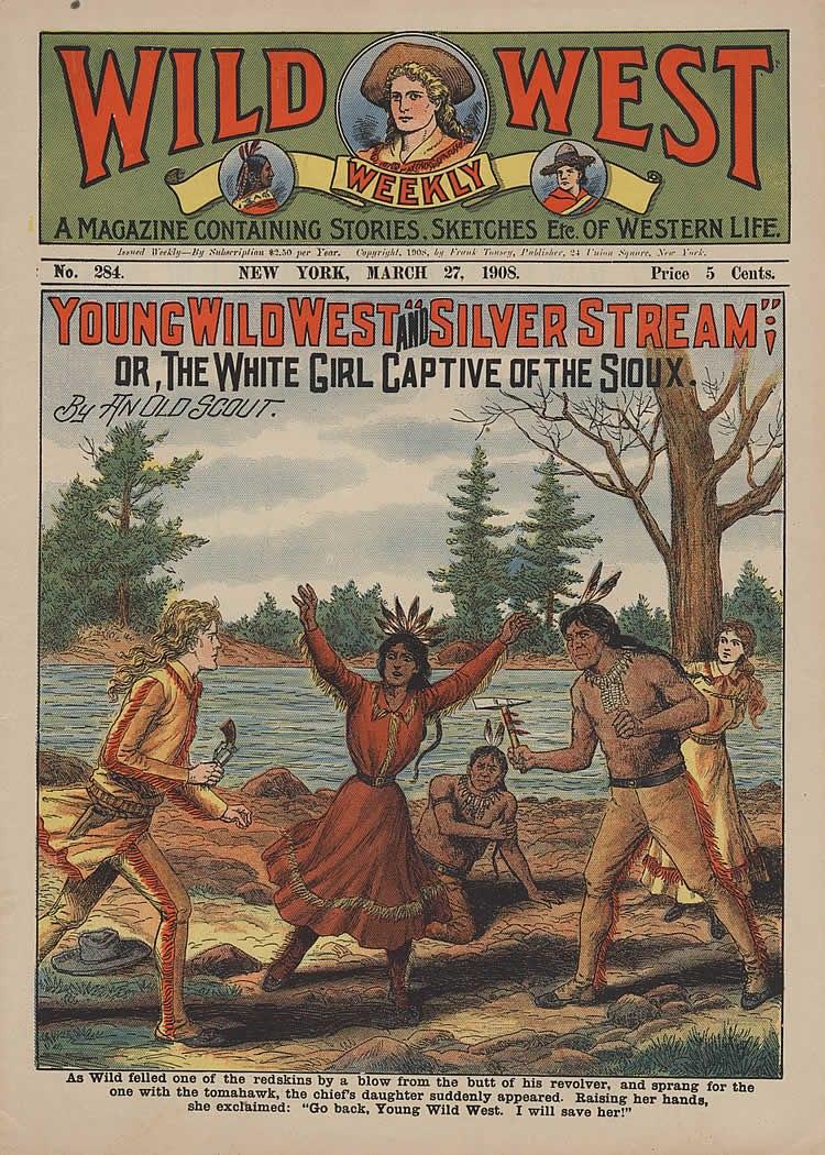 Wild West 1908