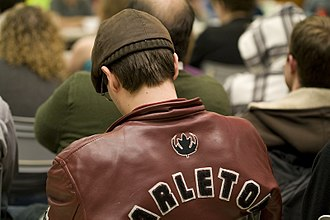 Carleton University - Carleton's engineering program is known for its leather jackets, pictured above.