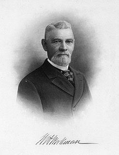 William H. Workman American politician