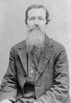 William Whitaker (pioneer) - Image: William Whitaker