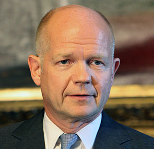 House of Lords Act 1999 - William Hague, Leader of the Opposition (1997–2001)