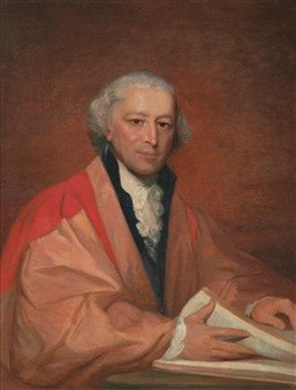 William Samuel Johnson - Image: William Samuel Johnson (portrait by Gilbert Stuart)