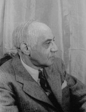 William Braithwaite - William Stanley Braithwaite photographed in 1947 by Carl Van Vechten