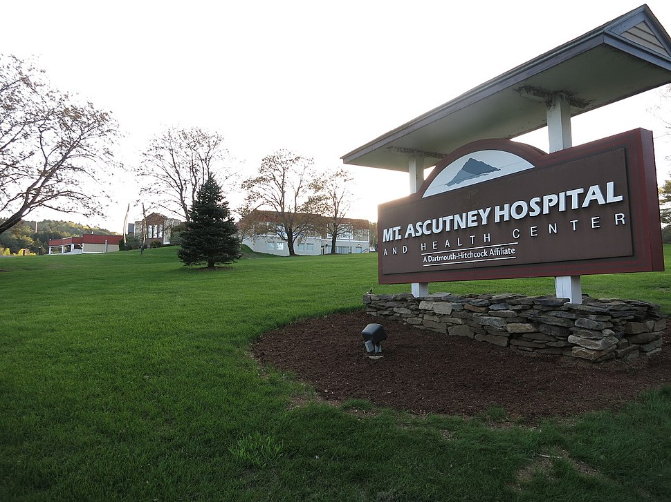Windsor VT Mt Ascutney Hospital