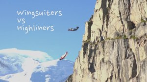 File:Wingsuiters Vs Rope Walkers at Chamonix.webm