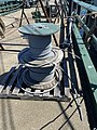 Wire rope spools at Hyde St pier.agr.jpg
