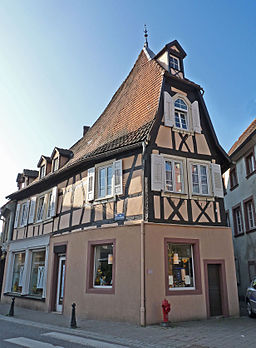 Wissembourg-Maison Marbach