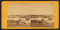 Wolfeboro looking West from Pavilion, by Clifford, D. A., d. 1889.png
