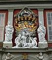 Wolfenbüttel - Wappen am Schlossportal.JPG