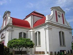 Sri Lankan place name etymology - Wolfendahl Dutch Reformed Church