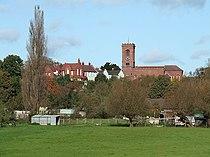 Wolverley village, Worcestershire - geograph.org.uk - 1025168.jpg