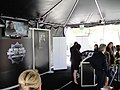 WonderCon 2011 - the S.H.I.E.L.D. sign up tent (5581403862).jpg