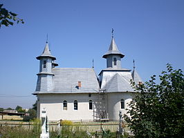 Wooden Church Zamostea, Suceava County, Ro (14).JPG