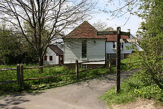 Sussex Wildlife Trust - Woods Mill offices