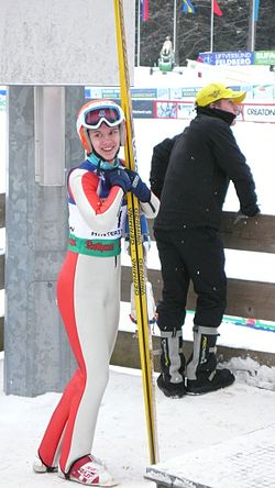 World Junior Ski Championship 2010 Hinterzarten Englund Nita 1098.JPG