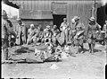 Wounded World War I German prisoners at Louvencourt, France (21044550353).jpg