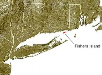 Fort H. G. Wright - Image: Wpdms ev 26188 fishers island