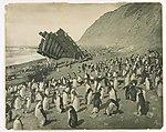 Wreck of the 'Gratitude', Macquarie Island, 1911 (3769933479).jpg