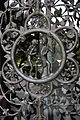 Wrougtht iron gate, National Washington Cathedral 03.JPG