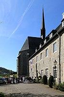 Wuppertal - Beyenburger Freiheit - Kloster + Klosterkirche + Himmelfahrtsprozession 02 ies.jpg