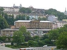 Wuppertal wikipedia for Hotel wuppertal elberfeld