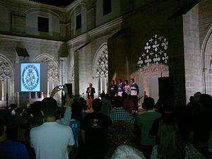 Xerez Deportivo FC - Xerez kit presentation in Jerez (2013–14 season)