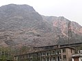 Xinzhuang Jianshan Mountain and the 503 Thermal Power Station in Panzhihua.jpg