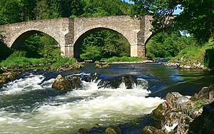 Yair, Scottish Borders - Yair Bridge