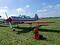 Yakovlev Yak-52 at Anspach 2007 016.jpg