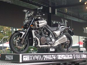 Yamaha Vmax Engine Covers